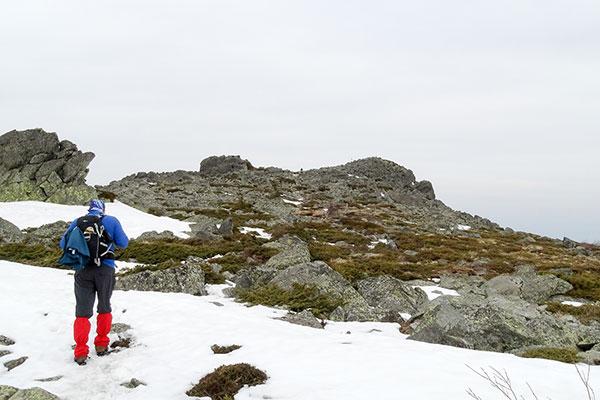 Backpack Nerd - София от връх Камен дел