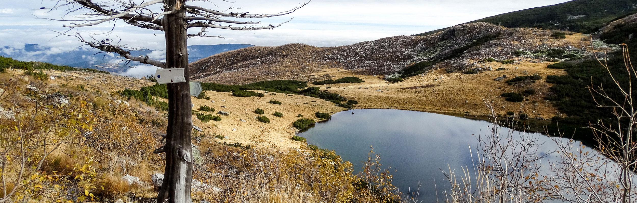 Backpack Nerd - Страшното езеро - най-красивото езеро в Рила