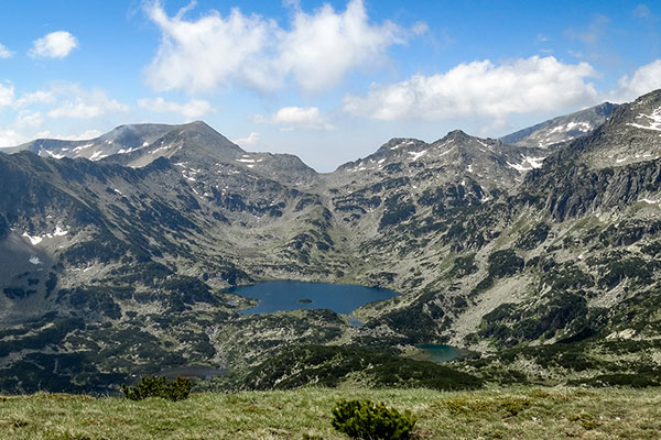 Backpack Nerd - Изкачване на връх Полежан в Пирин от хижа Безбог