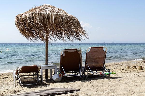 Backpack Nerd - Остров Тасос - плажове, планини, таверни