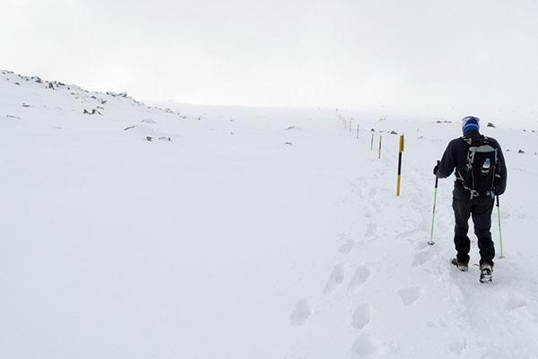 Backpack Nerd - Зимен Черни връх през Златните мостове