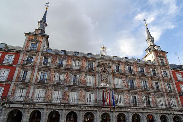 Backpack Nerd - Мадрид - испанската столица в два дни