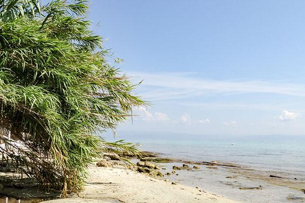 Backpack Nerd - Касандра, Халкидики - впечатления, плажове и заведения