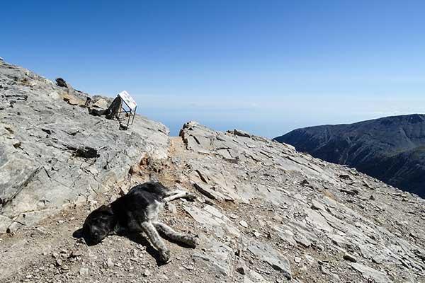 Backpack Nerd - На гости на Зевс. Митикас, Сколио и Скала - първенците на Олимп, Гърция