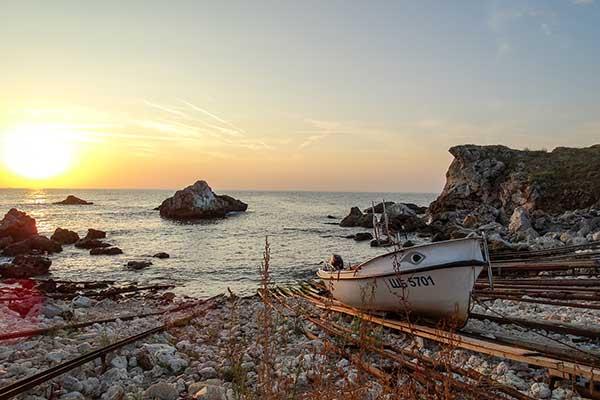 Backpack Nerd - Тюленово - приказно кътче от Северното ни Черноморие