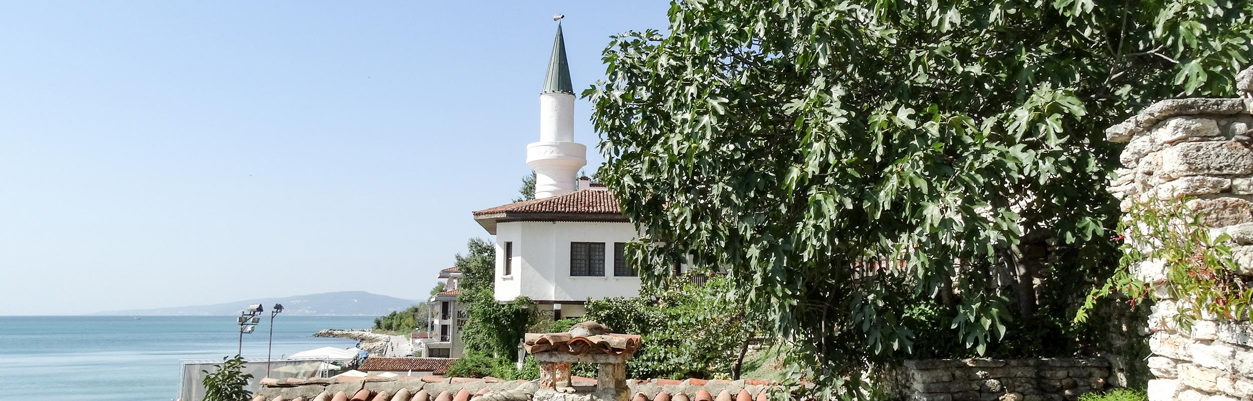 Backpack Nerd - Дворец и ботаническа градина в Балчик - 100 НТО