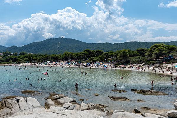 Backpack Nerd - Ситония, Халкидики - впечатления, плажове и заведения