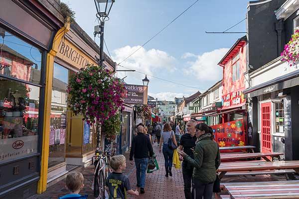 Backpack Nerd - Брайтън, Англия - идеи за добро прекарване в рамките на ден