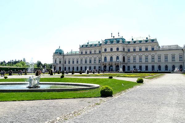 Backpack Nerd - Виена - голямото Русе