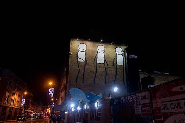 Backpack Nerd - Blank walls are criminal - Лондон
